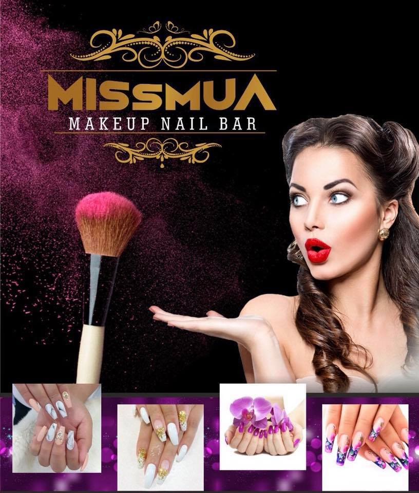 Missmua makeup nail bar